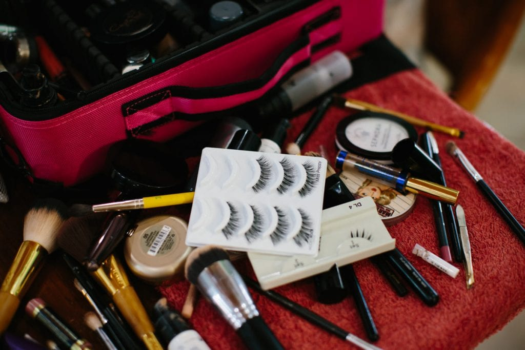 Broome make up artist
