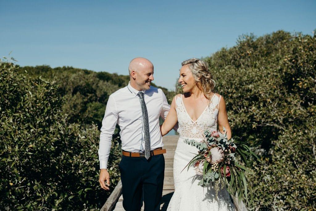 Broome wedding photographer Streeter's Jetty