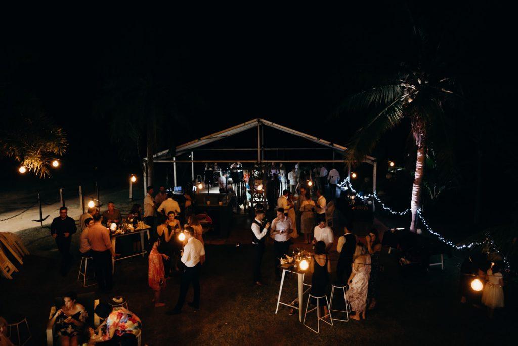 Broome Hovercraft wedding venue