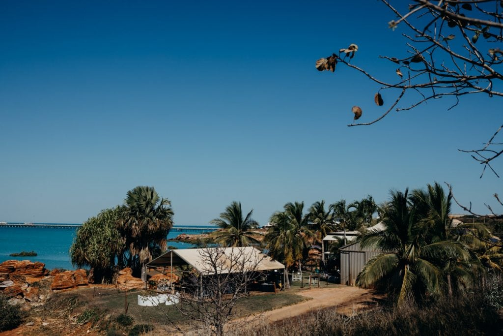 Broome Hovercraft Tours in Broome a great wedding venue