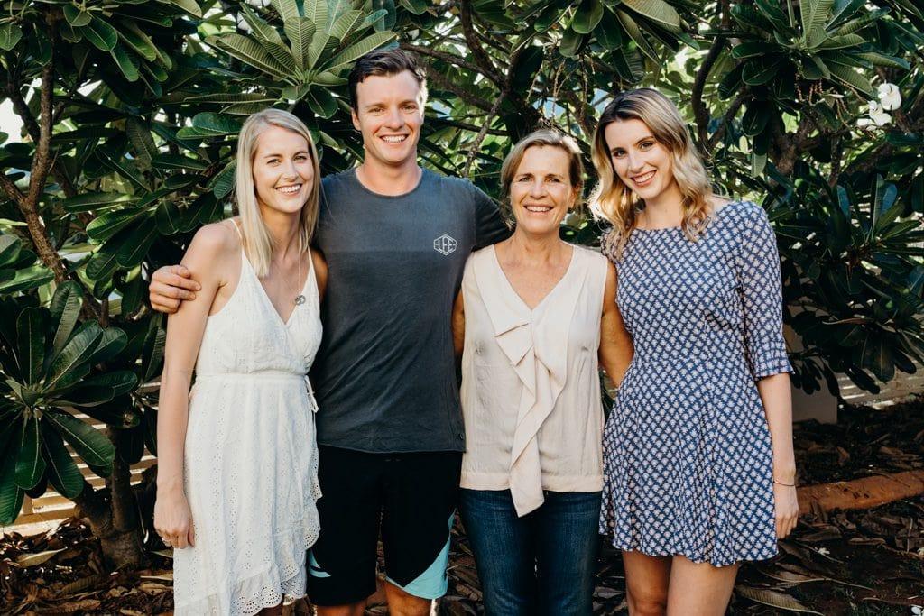 Broome family photo shoot