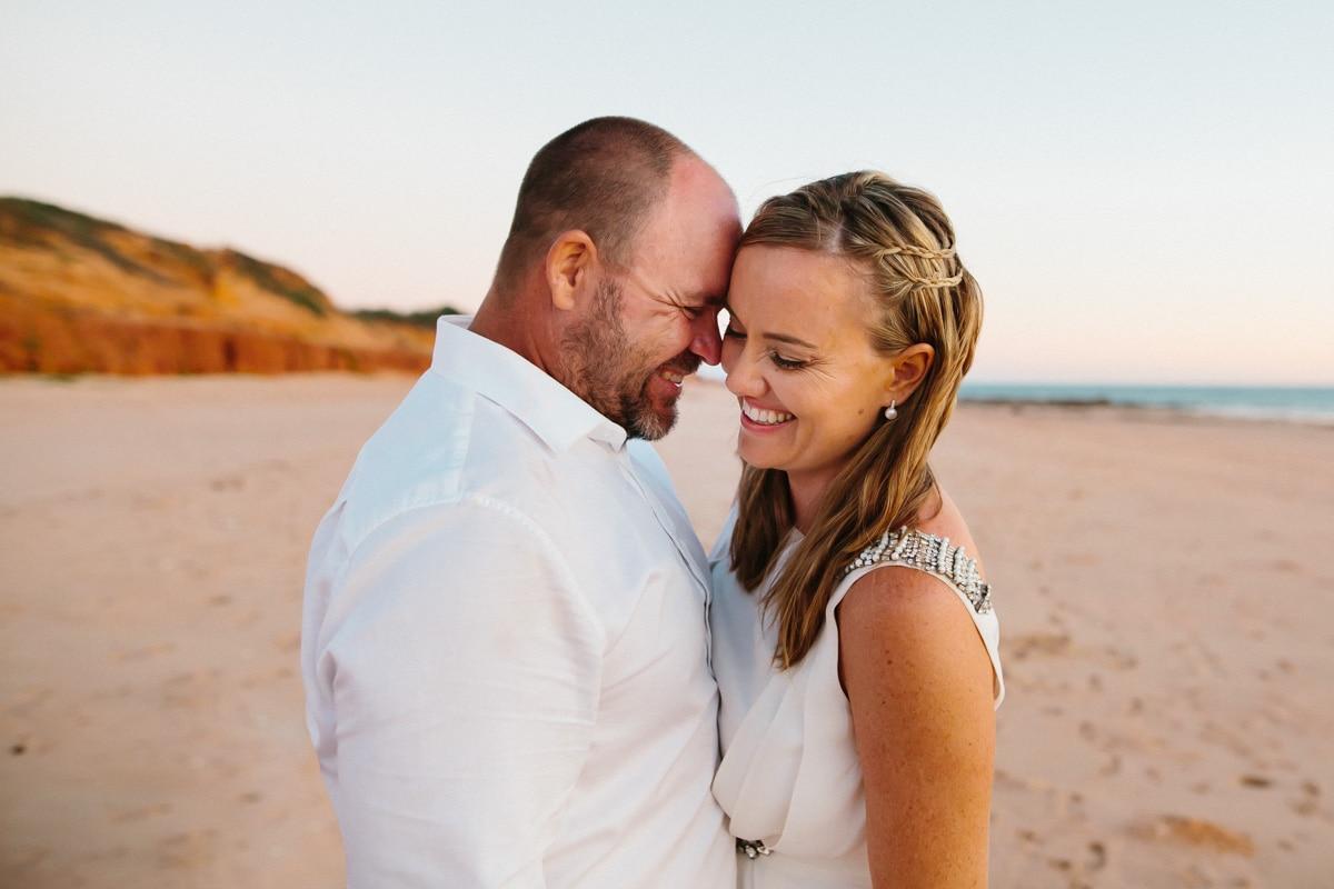 Broome Wedding Photographer Riddell Beach