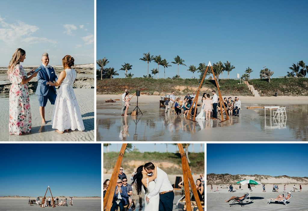 Broome Wedding Cable Beach