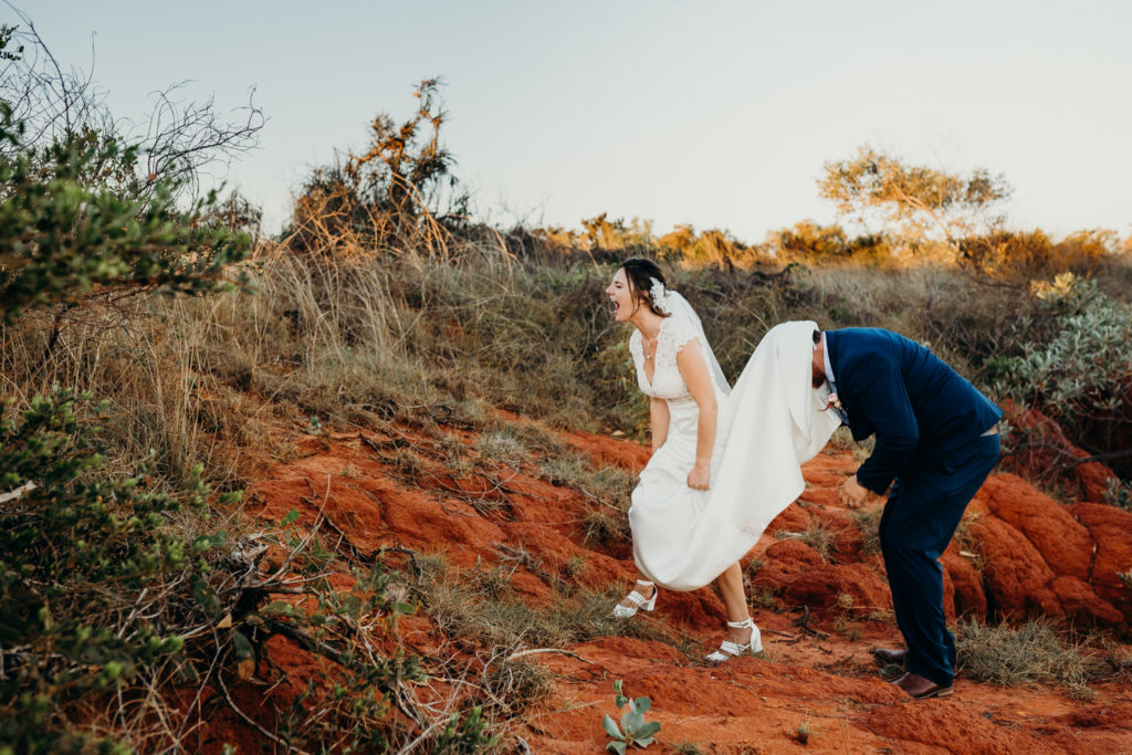 Australia's Top Emerging Photographers 2018 Broome wedding photographer