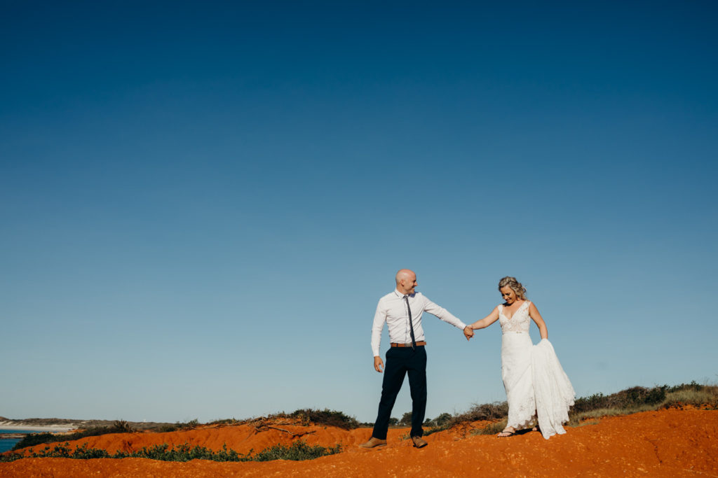Australia's top emerging photographers 2018 Broome wedding photographer Gantheaume Point