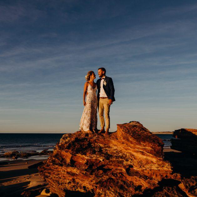 Eco Beach Resort elopement