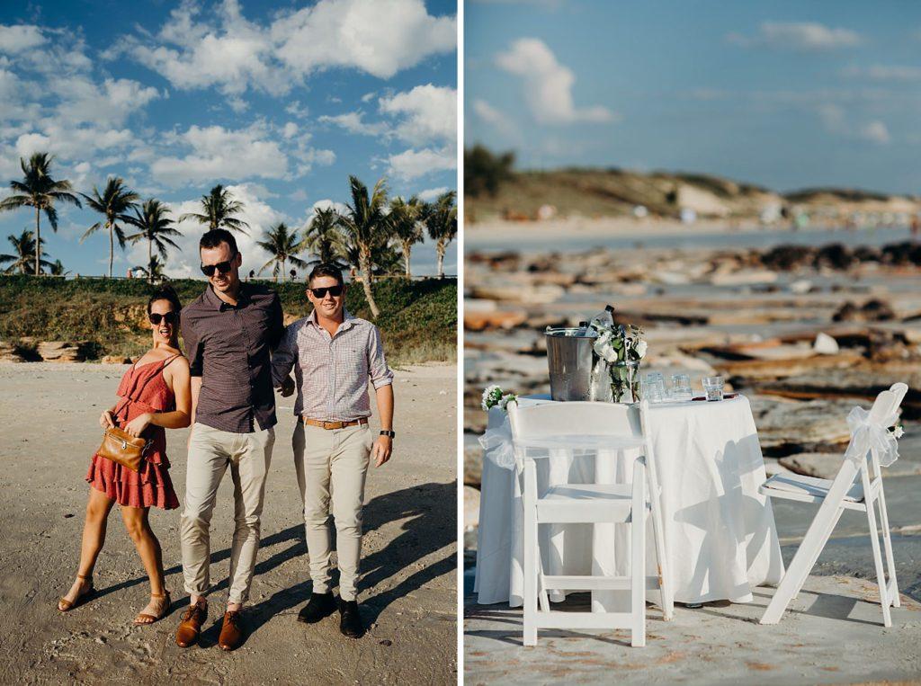 Cable Beach wedding Julia Rau Photography
