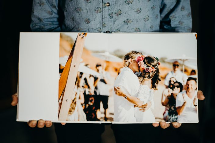 Wedding album Julia Rau Photography