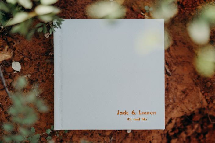 Fine Art Wedding Album Lone Pine Albums