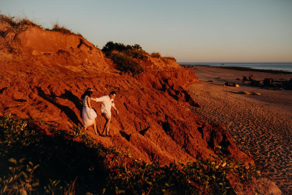 Kimberley styled shoot in Broome with Zolotas Australia