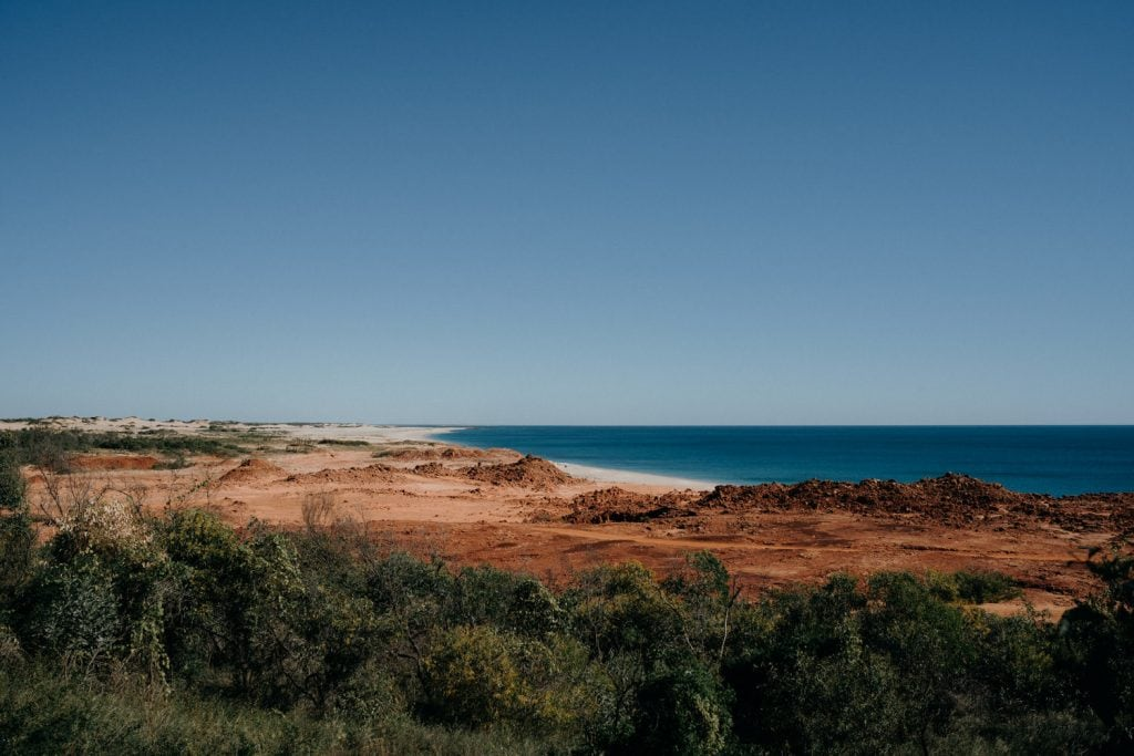 Cape Leveque Elopement on the Dampier Peninsula